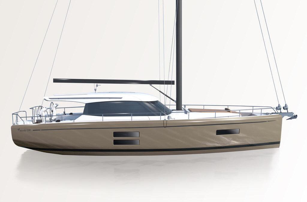 Moody 41DS, presentazione a Dusseldorf 2020